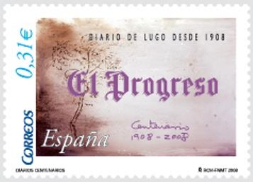 Diarios centenarios: El Progreso de Lugo
