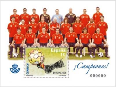 Deportes. Fútbol. Europa 2008